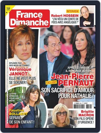France Dimanche September 18th, 2020 Digital Back Issue Cover