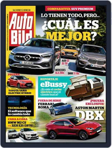 Auto Bild Es (Digital) September 18th, 2020 Issue Cover