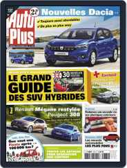 Auto Plus France (Digital) Subscription September 18th, 2020 Issue