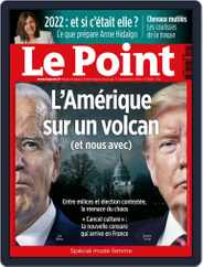 Le Point (Digital) Subscription September 17th, 2020 Issue
