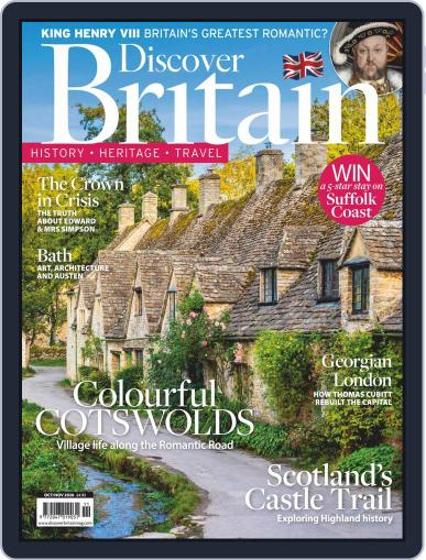 Discover Britain Digital Back Issue Cover