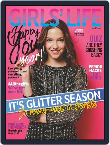 Girls' Life (Digital) December 1st, 2019 Issue Cover