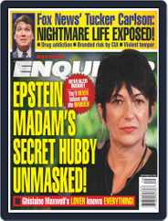 National Enquirer (Digital) Subscription September 28th, 2020 Issue