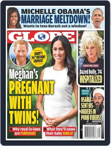 Globe (Digital) September 28th, 2020 Issue Cover