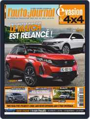 L'Auto-Journal 4x4 (Digital) Subscription October 1st, 2020 Issue