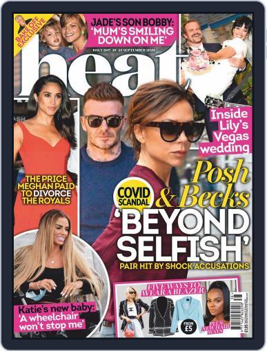 Heat September 19th, 2020 Digital Back Issue Cover