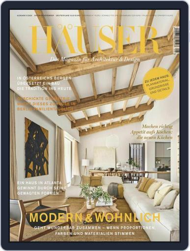 Häuser (Digital) September 1st, 2020 Issue Cover