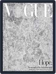 Vogue Australia (Digital) Subscription September 1st, 2020 Issue