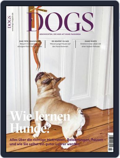 dogs September 1st, 2020 Digital Back Issue Cover