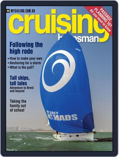 Cruising Helmsman September 1st, 2020 Digital Back Issue Cover