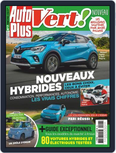 Auto Plus Vert October 1st, 2020 Digital Back Issue Cover