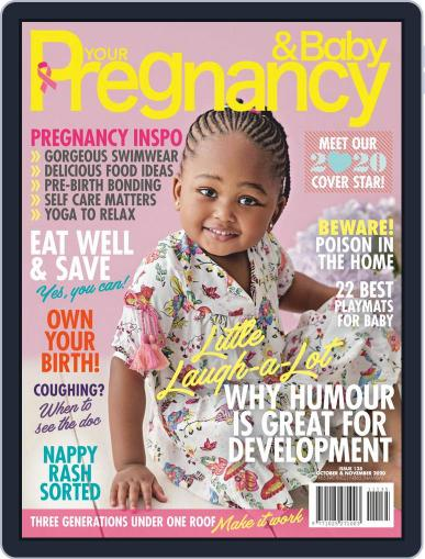 Your Pregnancy October 1st, 2020 Digital Back Issue Cover