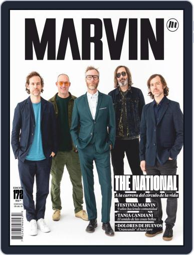 Marvin (Digital) June 1st, 2019 Issue Cover