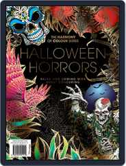 Colouring Book: Halloween Horrors Magazine (Digital) Subscription September 18th, 2020 Issue
