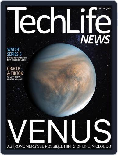 Techlife News (Digital) September 19th, 2020 Issue Cover