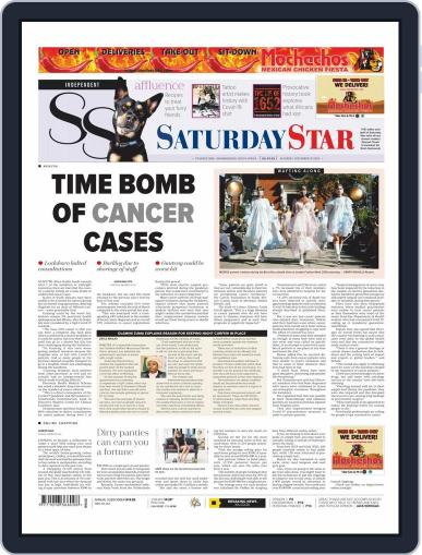 Saturday Star September 19th, 2020 Digital Back Issue Cover