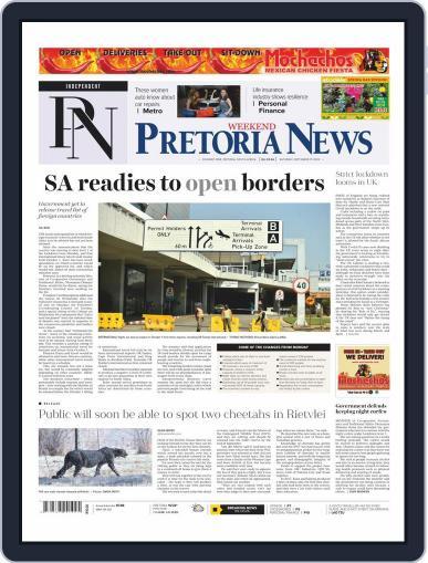 Pretoria News Weekend (Digital) September 19th, 2020 Issue Cover