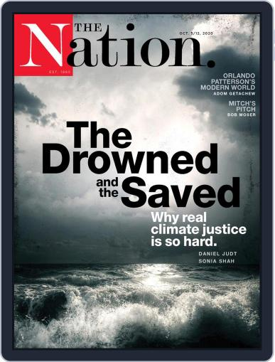 The Nation (Digital) October 5th, 2020 Issue Cover