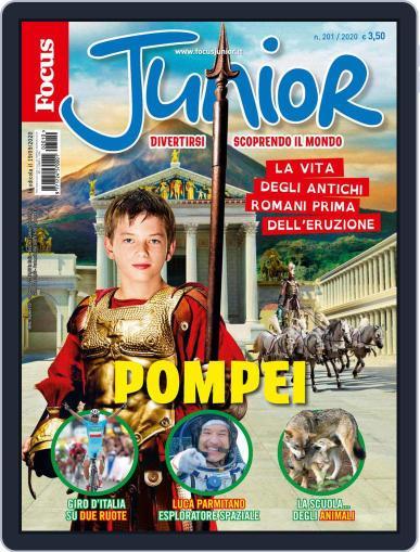 Focus Junior (Digital) October 1st, 2020 Issue Cover