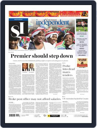 Sunday Independent September 20th, 2020 Digital Back Issue Cover