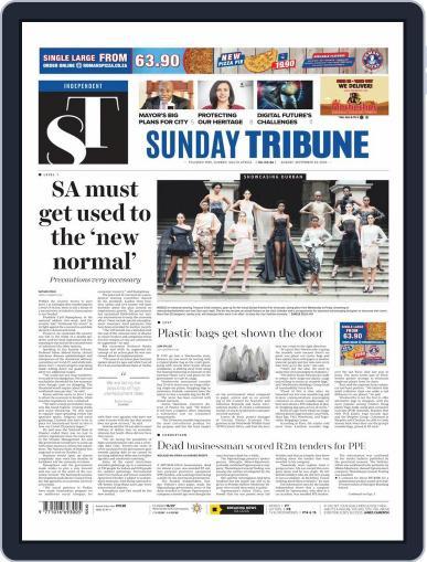 Sunday Tribune (Digital) September 20th, 2020 Issue Cover