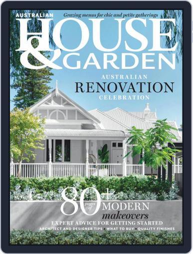 Australian House & Garden (Digital) October 1st, 2020 Issue Cover