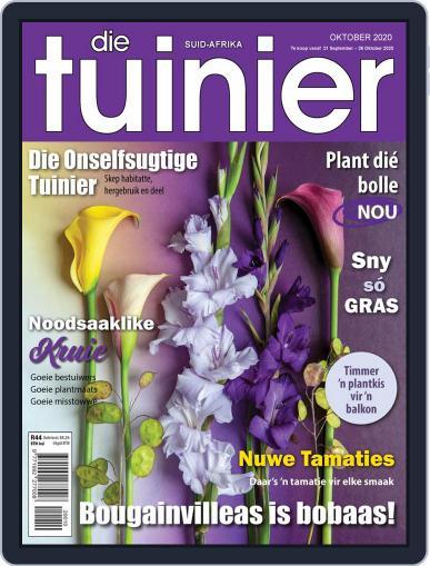 Die Tuinier Tydskrif (Digital) October 1st, 2020 Issue Cover
