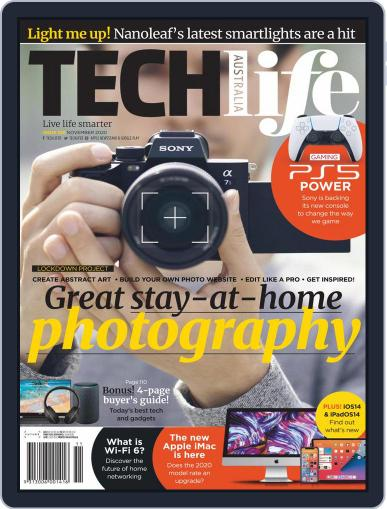 TechLife (Digital) November 1st, 2020 Issue Cover
