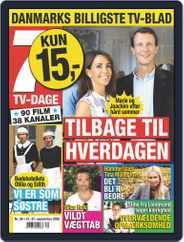 7 TV-Dage (Digital) Subscription September 21st, 2020 Issue