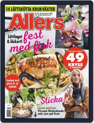 Allers (Digital) September 21st, 2020 Issue Cover