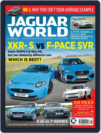 Jaguar World (Digital) October 1st, 2020 Issue Cover