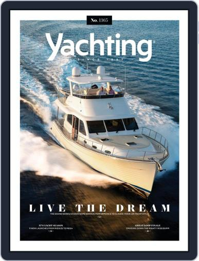 Yachting (Digital) October 1st, 2020 Issue Cover