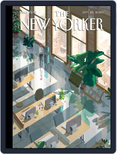 The New Yorker (Digital) September 28th, 2020 Issue Cover
