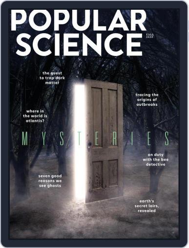 Popular Science (Digital) September 4th, 2020 Issue Cover