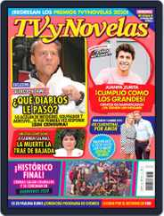 TV y Novelas México (Digital) Subscription September 21st, 2020 Issue