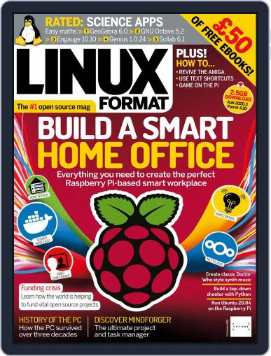 Linux Format October 1st, 2020 Digital Back Issue Cover
