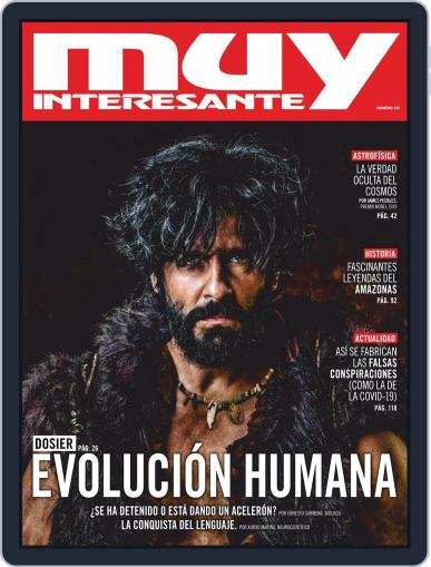 Muy Interesante - España (Digital) October 1st, 2020 Issue Cover