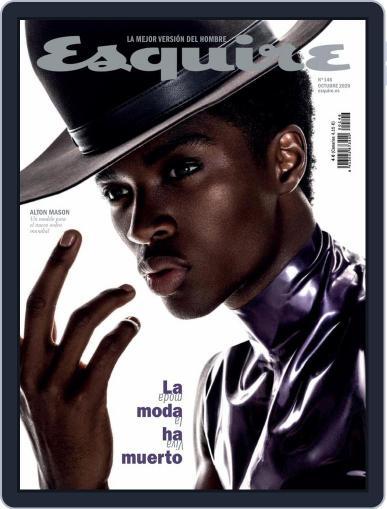 Esquire - España (Digital) October 1st, 2020 Issue Cover