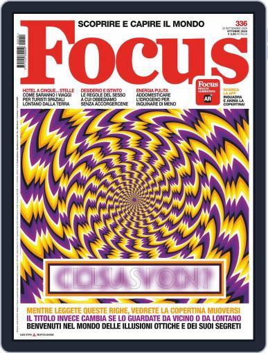 Focus Italia (Digital) October 1st, 2020 Issue Cover