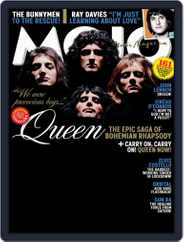 MOJO (Digital) Subscription November 1st, 2020 Issue
