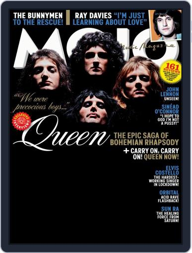 MOJO November 1st, 2020 Digital Back Issue Cover