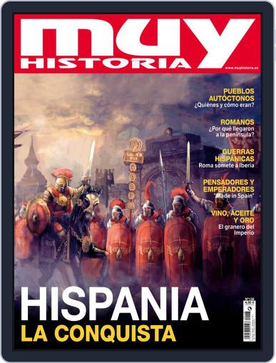 Muy Historia - España (Digital) October 1st, 2020 Issue Cover