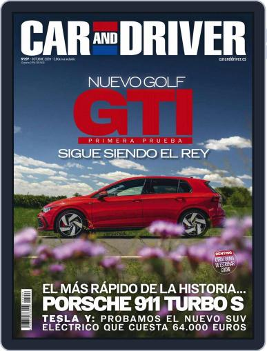 Car and Driver - España (Digital) October 1st, 2020 Issue Cover