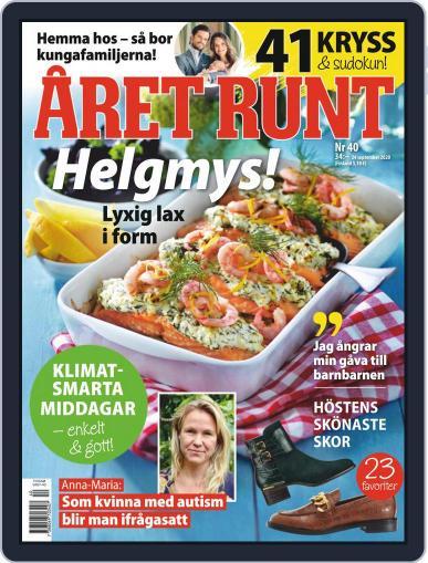 Året Runt (Digital) September 24th, 2020 Issue Cover