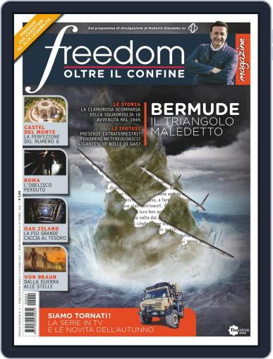 Freedom - Oltre il confine (Digital) October 1st, 2020 Issue Cover