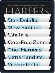 Harper's (Digital) Subscription October 1st, 2020 Issue