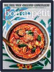 Bon Appetit (Digital) Subscription October 1st, 2020 Issue