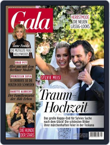 Gala September 24th, 2020 Digital Back Issue Cover