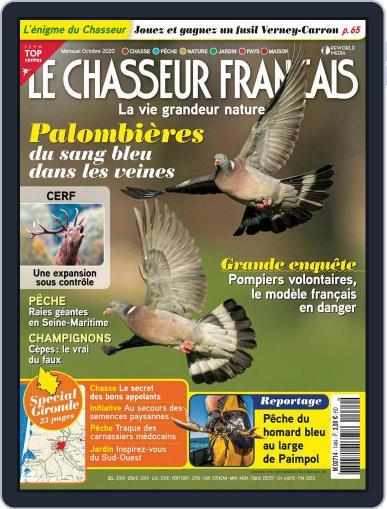 Le Chasseur Français October 1st, 2020 Digital Back Issue Cover