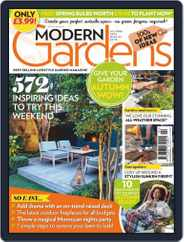 Modern Gardens (Digital) Subscription October 1st, 2020 Issue